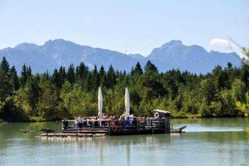Klettersteigset Leihen Oberstdorf : Outdoorerlebnisse landhaus ohnesorg urlaub in nesselwang im allgäu