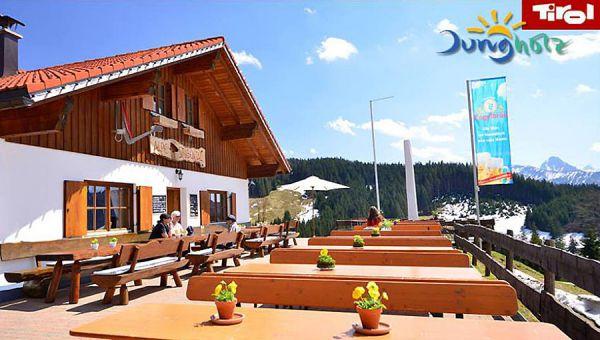 Hütten - Landhaus Ohnesorg - Urlaub in Nesselwang im Allgäu